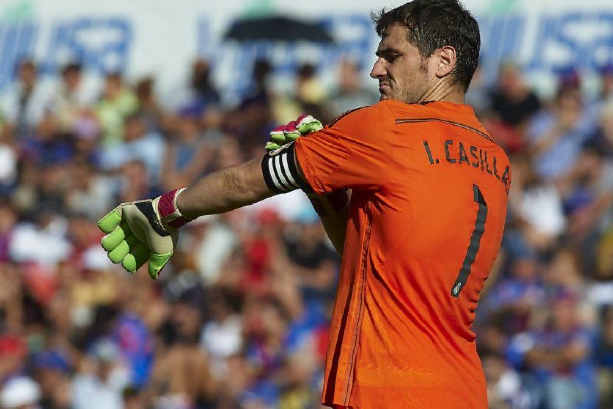 Iker Casillas estará en el arco ibérico Foto:Getty. Imagen Por: