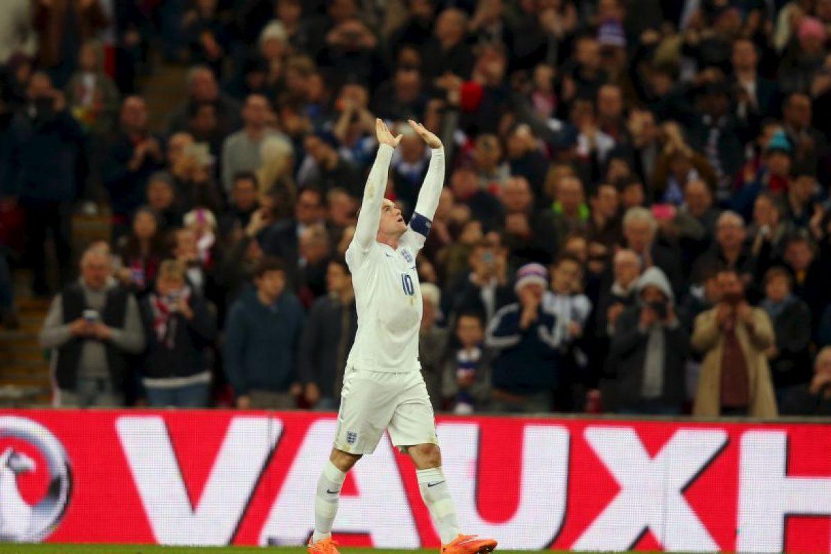Mira los mejores momentos de Rooney en su centenario Foto:Getty. Imagen Por: