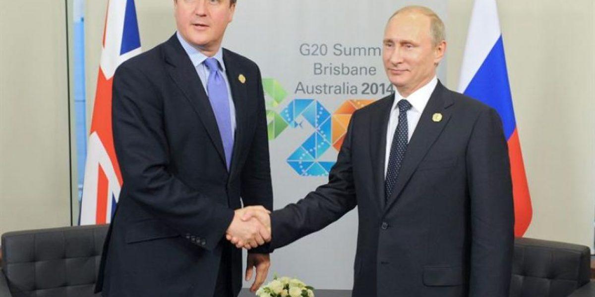 Putin dice que Rusia no se puede ir de Ucrania porque no está allí