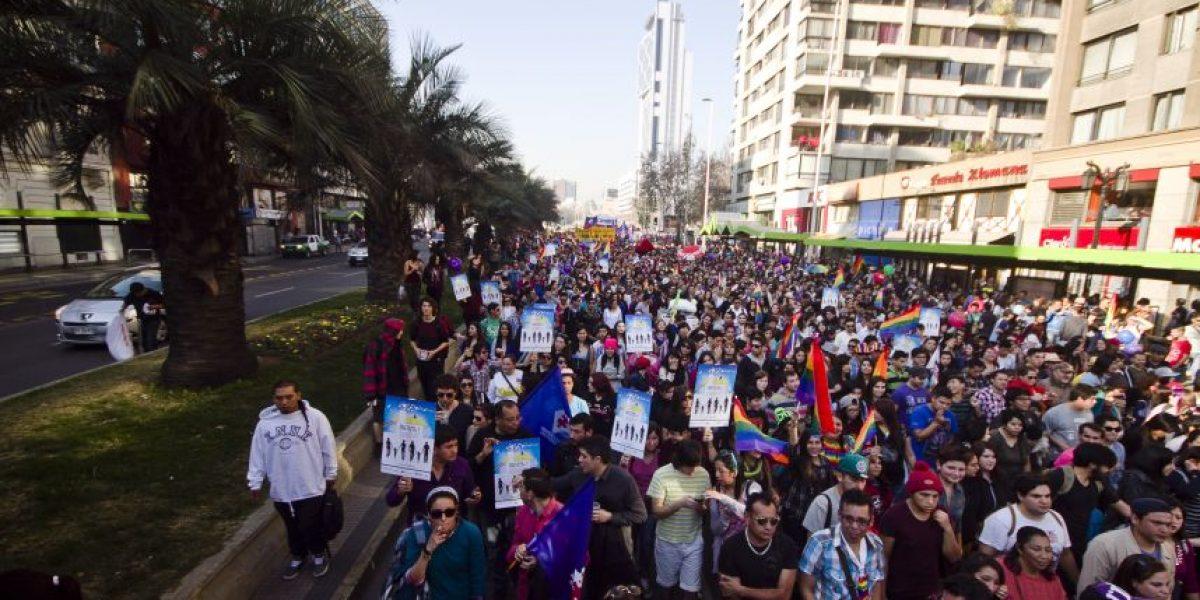 La Gay Parade 2014 se toma el Paseo Bulnes desde las 13.00 horas