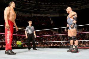 Su contrato expiró este 14 de noviembre Foto:WWE. Imagen Por: