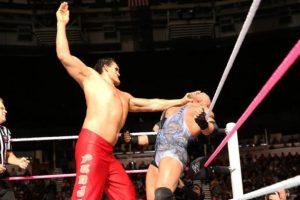 Su nombre real es Dalip Singh Rana Foto:WWE. Imagen Por: