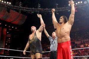 Se trata de The Great Khali Foto:WWE. Imagen Por:
