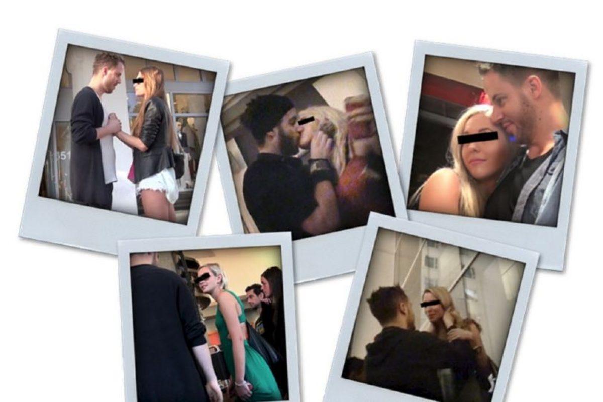 """En su página web se ve cómo """"somete"""" a las mujeres Foto:Twitter. Imagen Por:"""