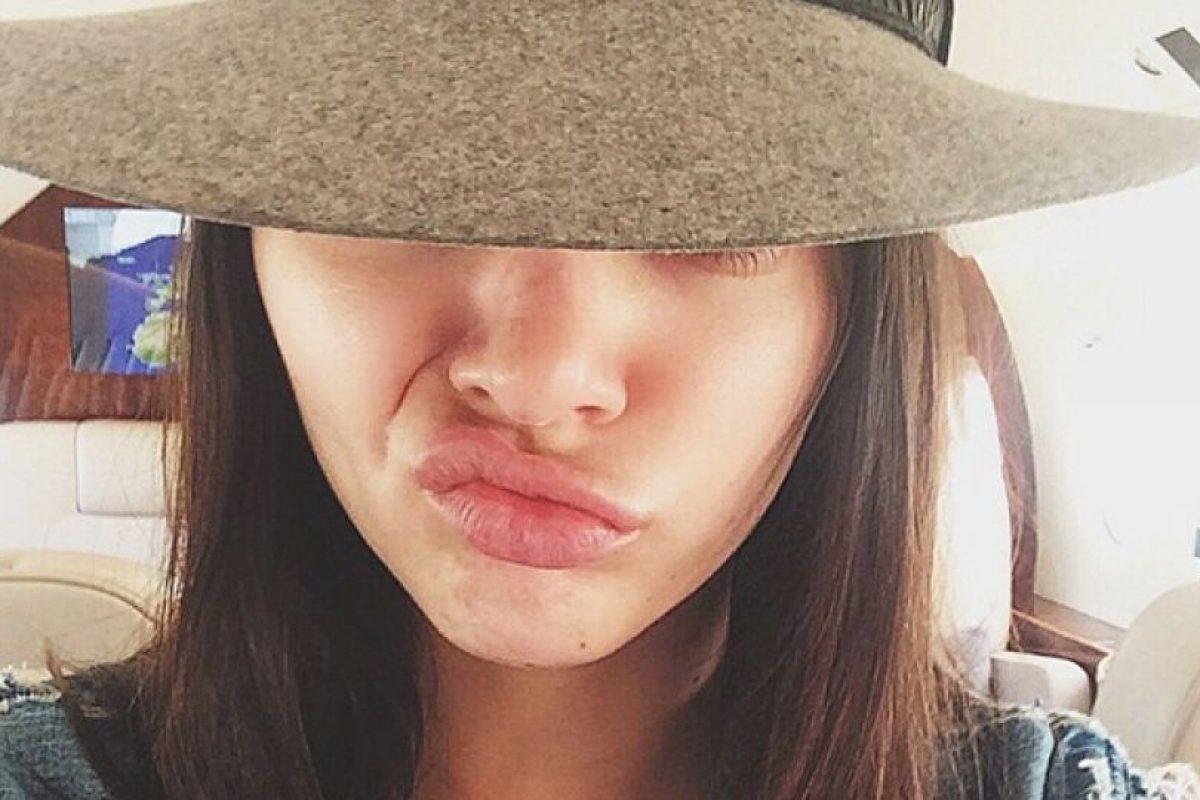 Su madre, Kris Jenner, una empresaria y mánager de sus hermanas mayores. Foto:Vía Instagram @kendalljenner. Imagen Por: