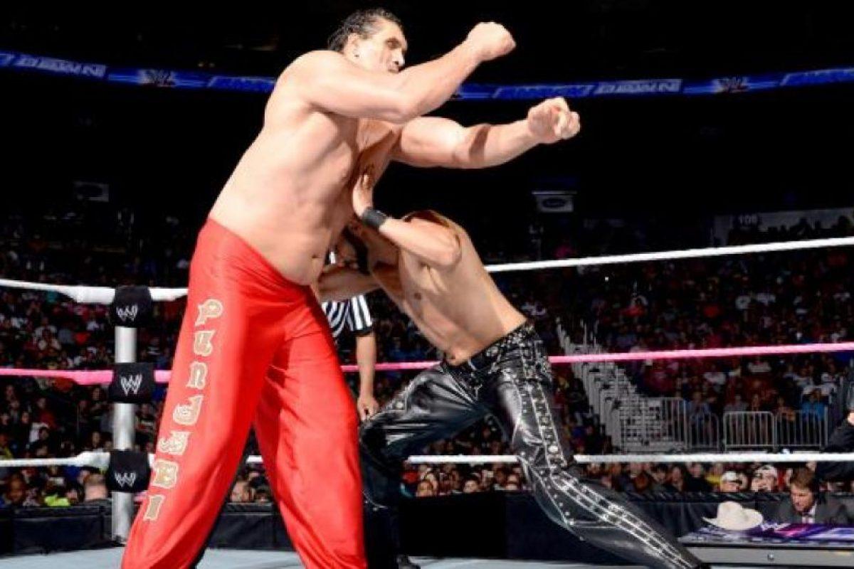 Nació en India Foto:WWE. Imagen Por: