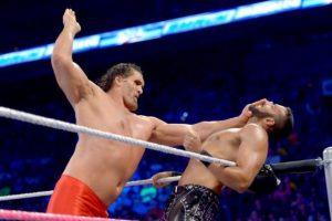 Ha trabajado en otras empresas como el New Japan y el CMLL, de México Foto:WWE. Imagen Por: