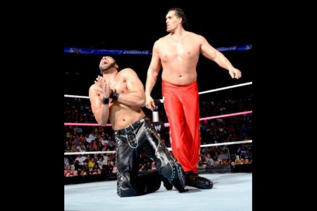 Llegó a la empresa en 2006 Foto:WWE. Imagen Por: