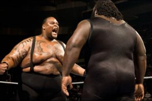 Big Daddy V Foto:WWE. Imagen Por: