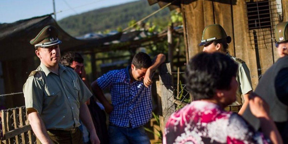 Este domingo parcelero será formalizado por muerte de carabinero en Tirúa