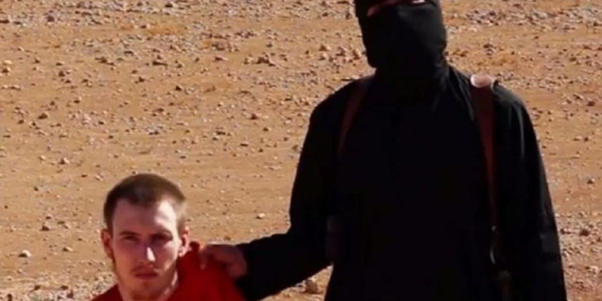El EI insiste en su campaña de terror con la ejecución de otro rehén de EEUU