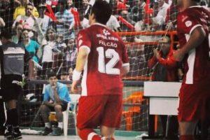 Fue considerado el Mejor Jugador del Mundo de Futsal en 2004, 2006, 2011 y 2012 Foto:Twitter: @Falcao12oficial. Imagen Por: