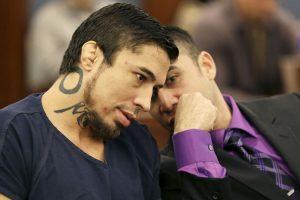 El juez vió la conducta del peleador Foto:AP. Imagen Por: