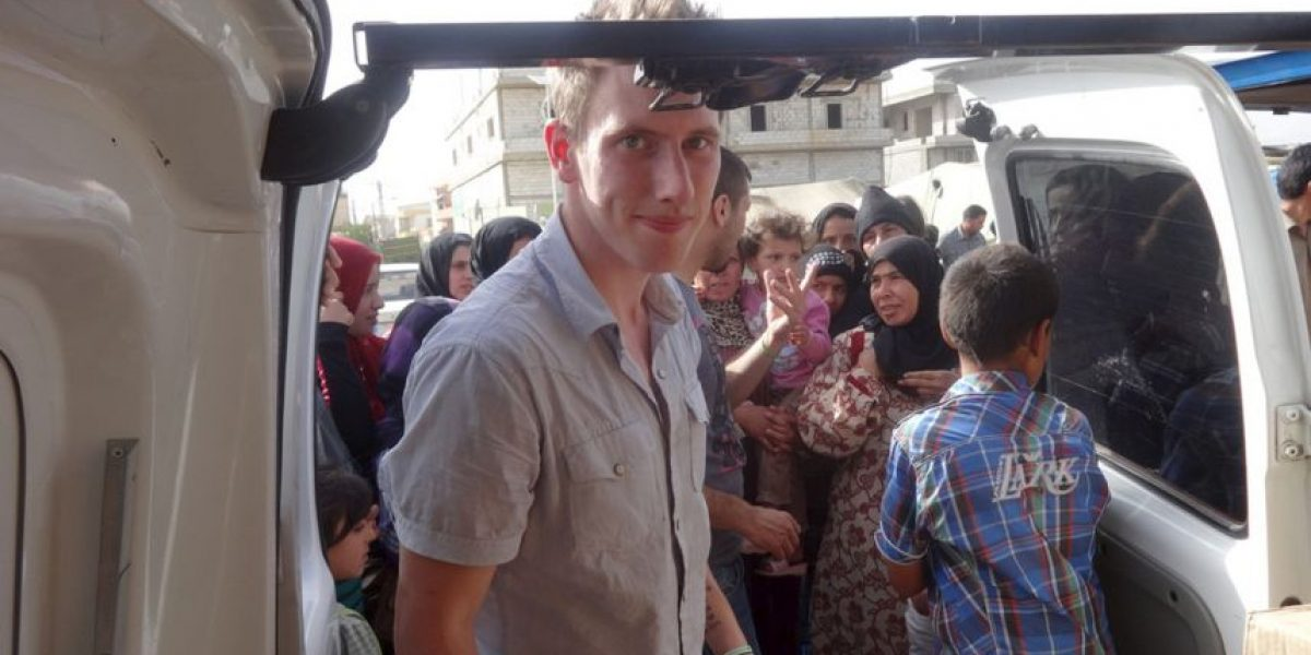 Estados Unidos cree que video de decapitación de Peter Kassig es real