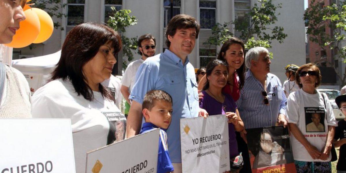 Chile se suma a conmemoración del Día Mundial de Víctimas en Accidentes de Tránsito