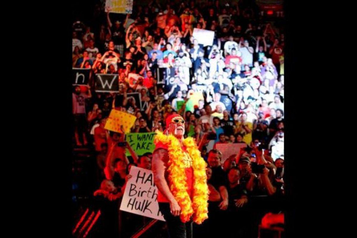 Es un referente de la lucha libre Foto:WWE. Imagen Por: