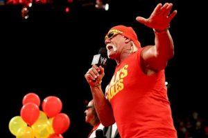 Hulk Hogan Foto:WWE. Imagen Por: