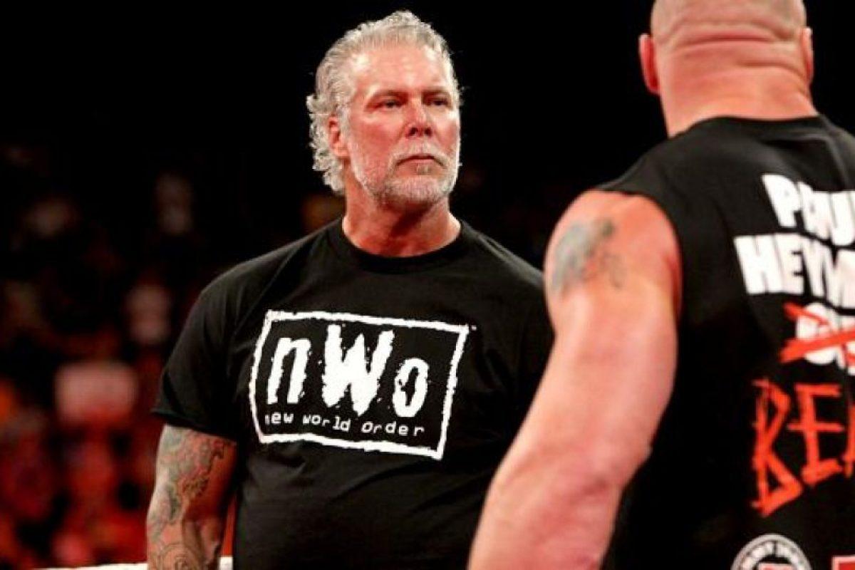 Aún hace apariciones esporádicas en la WWE Foto:WWE. Imagen Por: