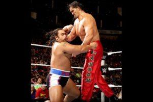 Acaba de terminar su contrato con la empresa de Vince McMahon Foto:WWE. Imagen Por:
