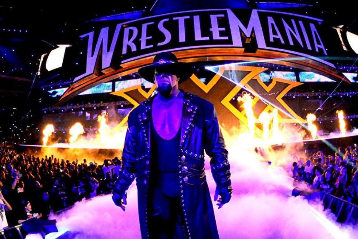 Undertaker Foto:WWE. Imagen Por: