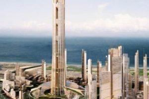 Contaría con 156 elevadores. Foto:Inhabitat. Imagen Por: