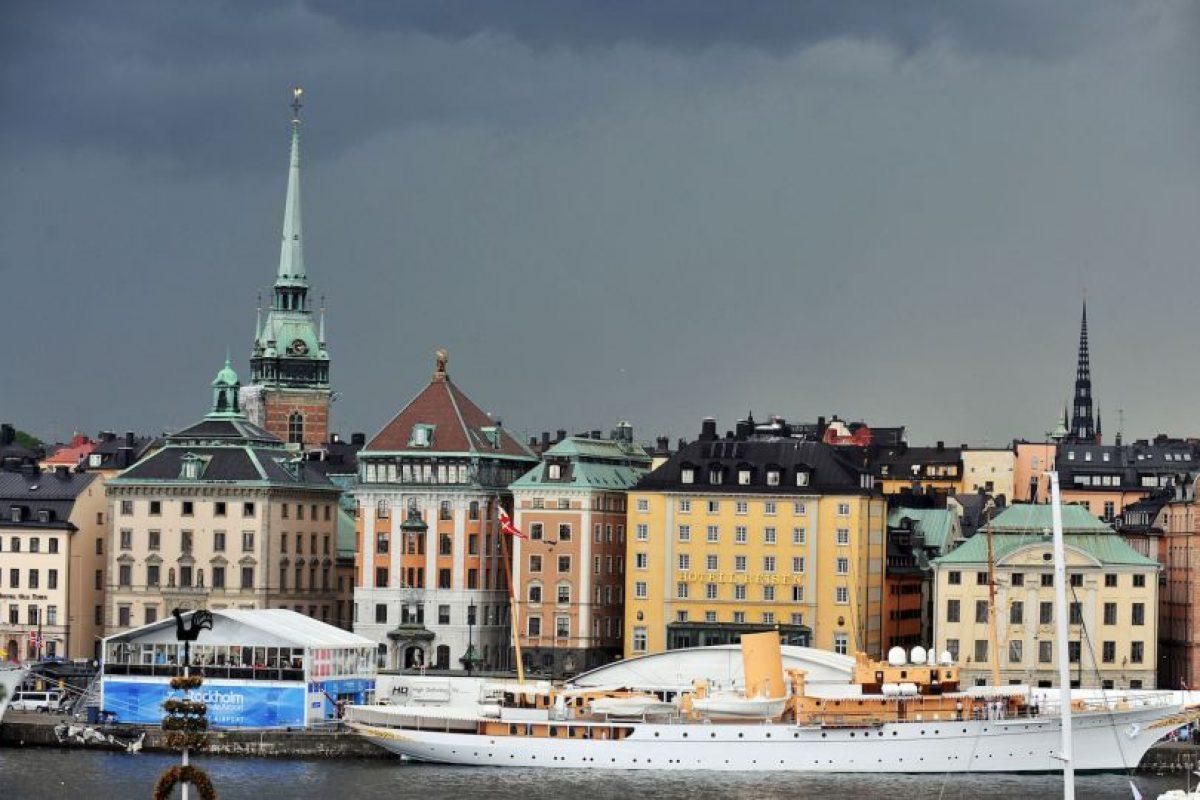1. Suecia – 173 países Foto:Getty Images. Imagen Por: