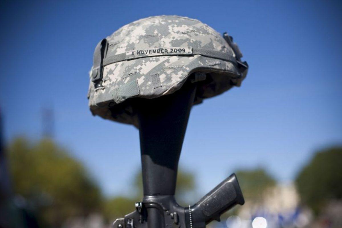 5. Datos oficiales estiman en dos millones 700 mil, el número de armas militares Foto:Getty Images. Imagen Por: