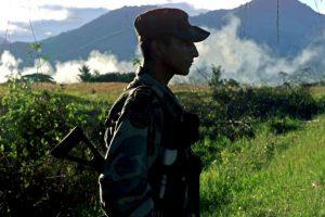 Las FARC son consideradas una agrupación terrorista. Foto:Getty Images. Imagen Por: