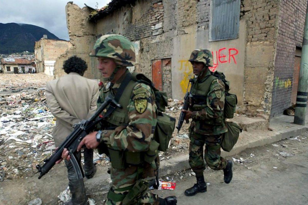 El Gobierno ha dado una lucha intensa contra dicho grupo. Foto:Getty Images. Imagen Por: