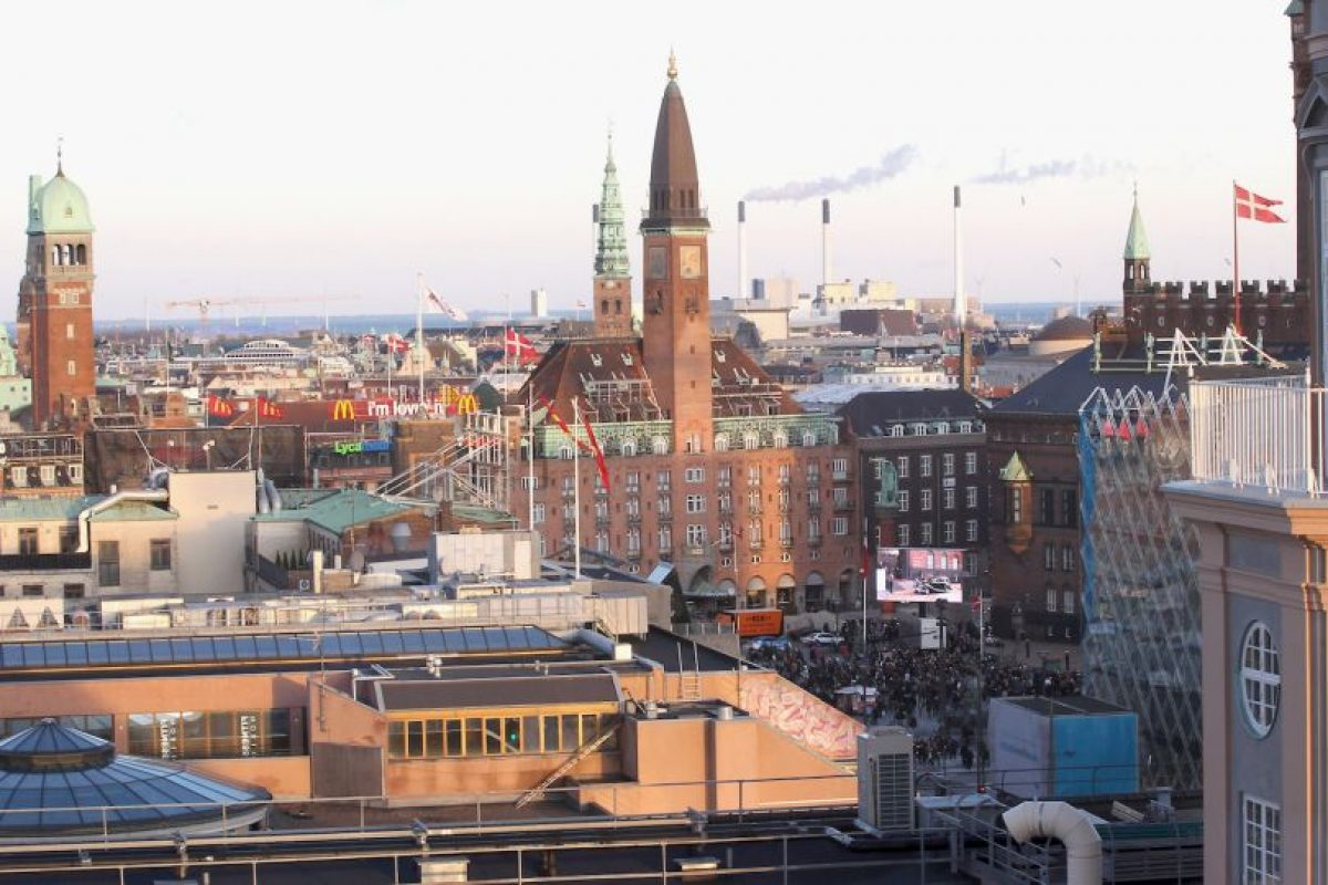 2. Dinamarca – 172 países. Foto:Getty Images. Imagen Por: