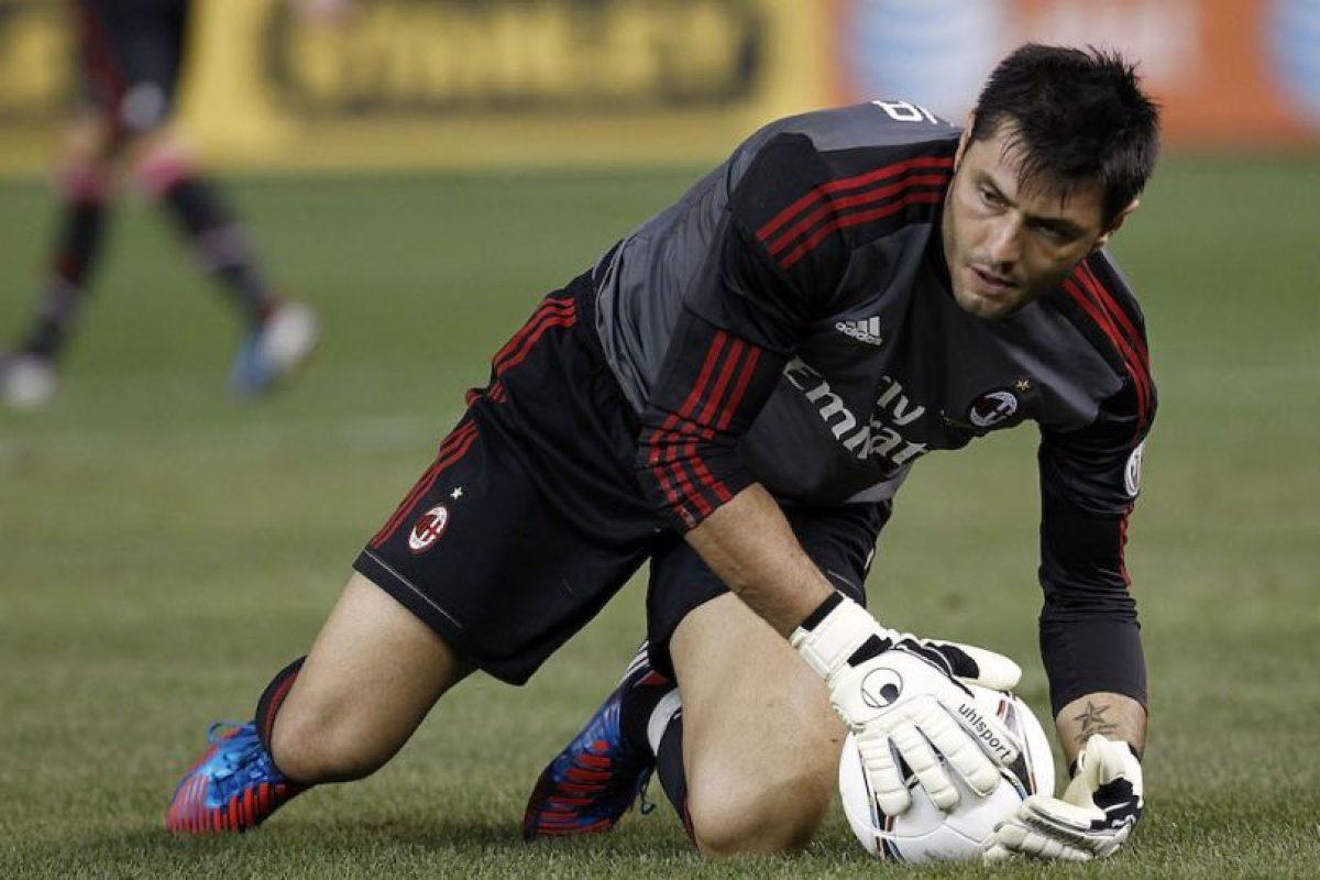 En ocho años pasó de ganar la Copa del Mundo a jugar en séptima división. Foto:Getty Images. Imagen Por: