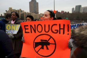 6. Datos oficiales estiman en un millón 150 mil las armas de fuego en manos de la policía Foto:Getty Images. Imagen Por: