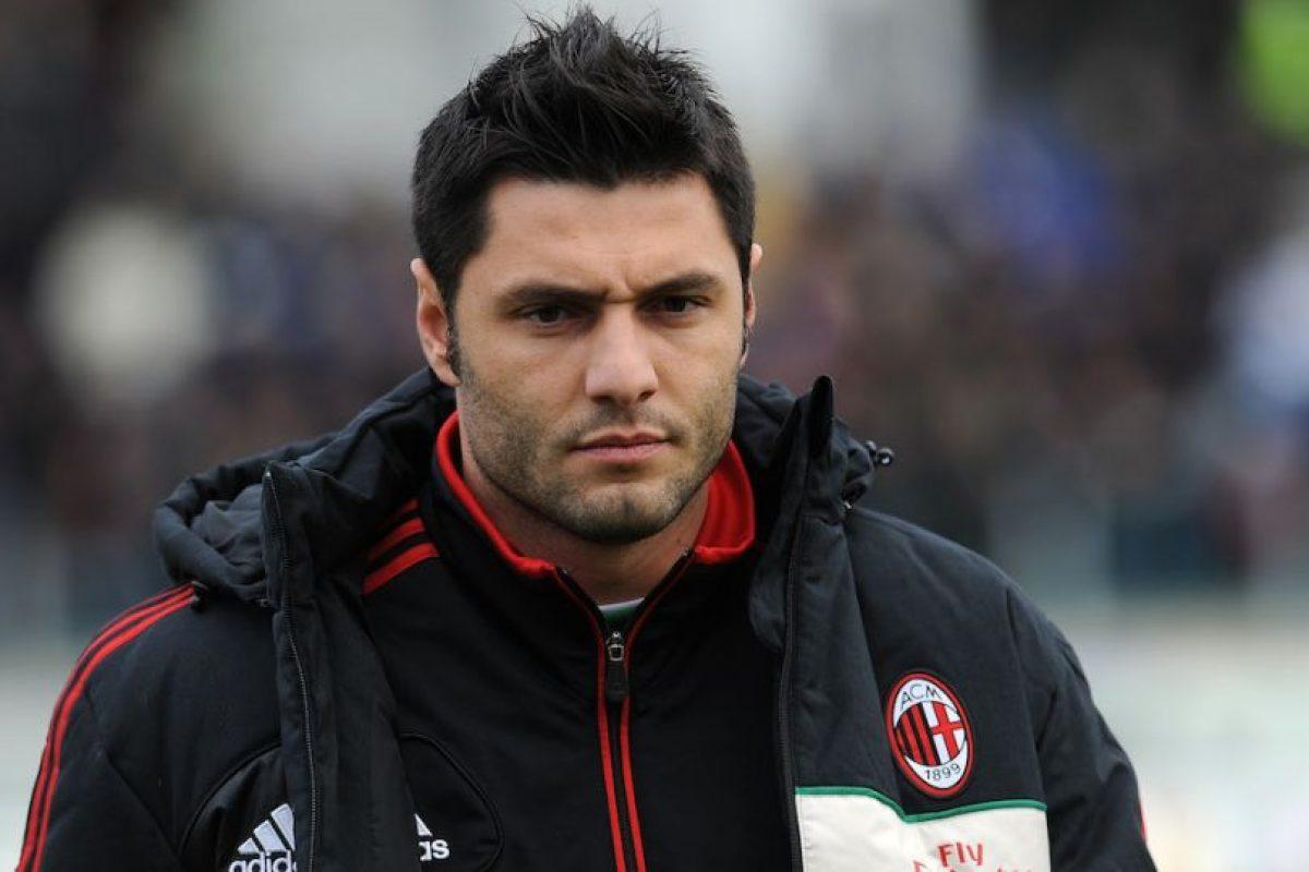 Marco obtuvo la Serie A con el AC Milán en la temporada 2010-2011. Foto:Getty Images. Imagen Por: