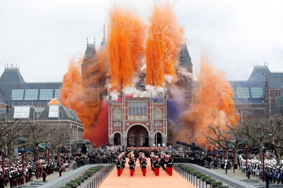 3. Países Bajos – 171 países. Foto:Getty Images. Imagen Por: