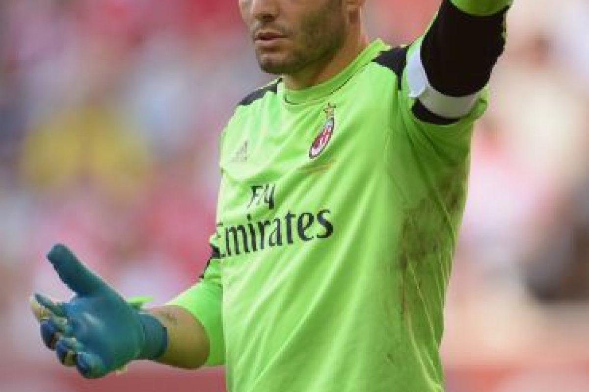 Algunos medios consideraban a Marco como el sucesor de Buffon. Foto:Getty Images. Imagen Por: