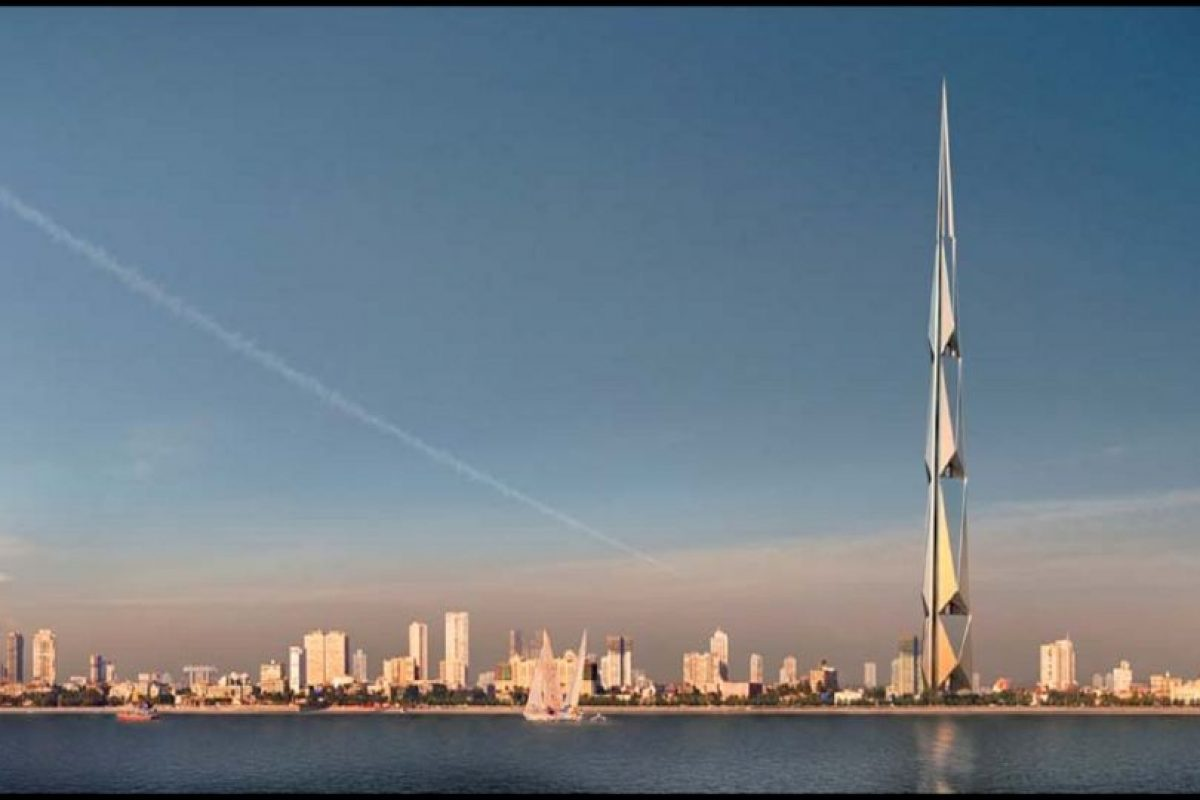 Se planeaba su construcción para 2010. Foto:Inhabitat. Imagen Por: