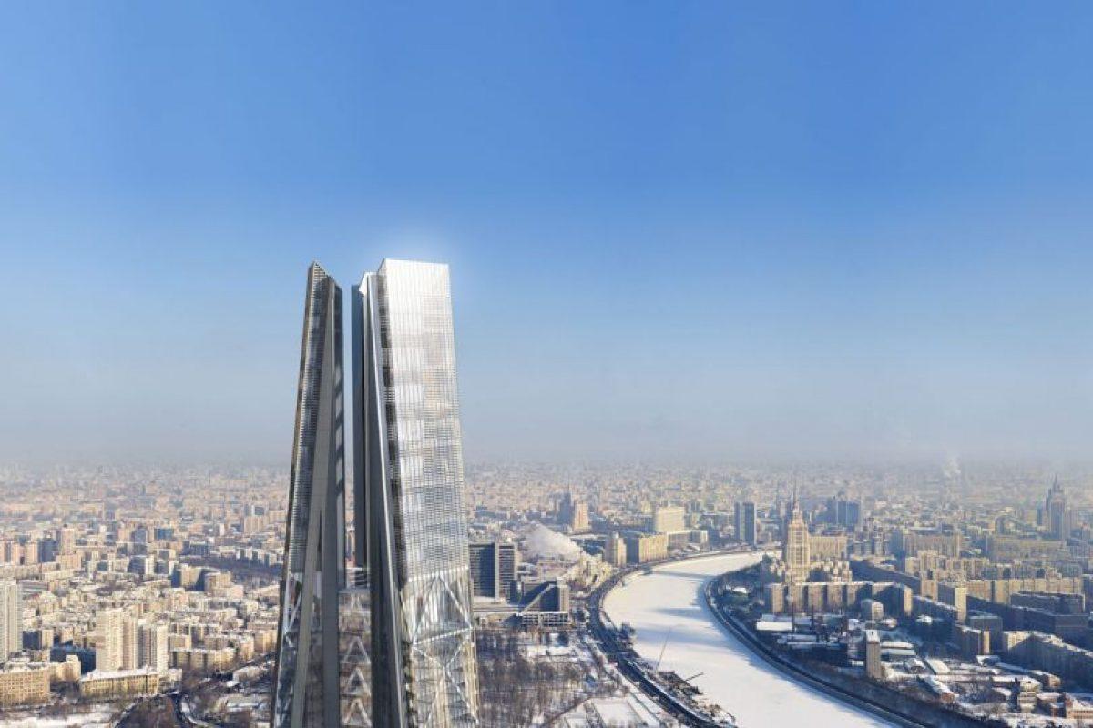 La zona fue transformada en un estacionamiento. Foto:Skyscraper City. Imagen Por: