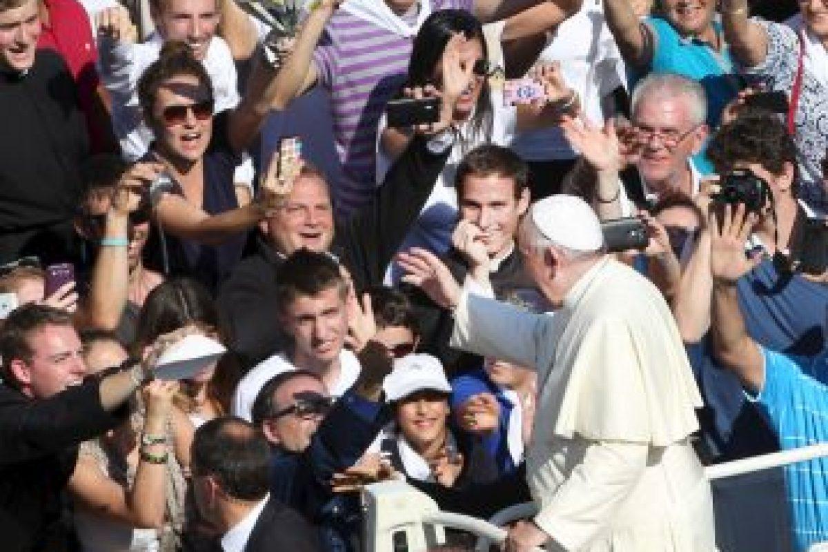 El acercamiento con la gente es su principal característica. Foto:Getty Images. Imagen Por: