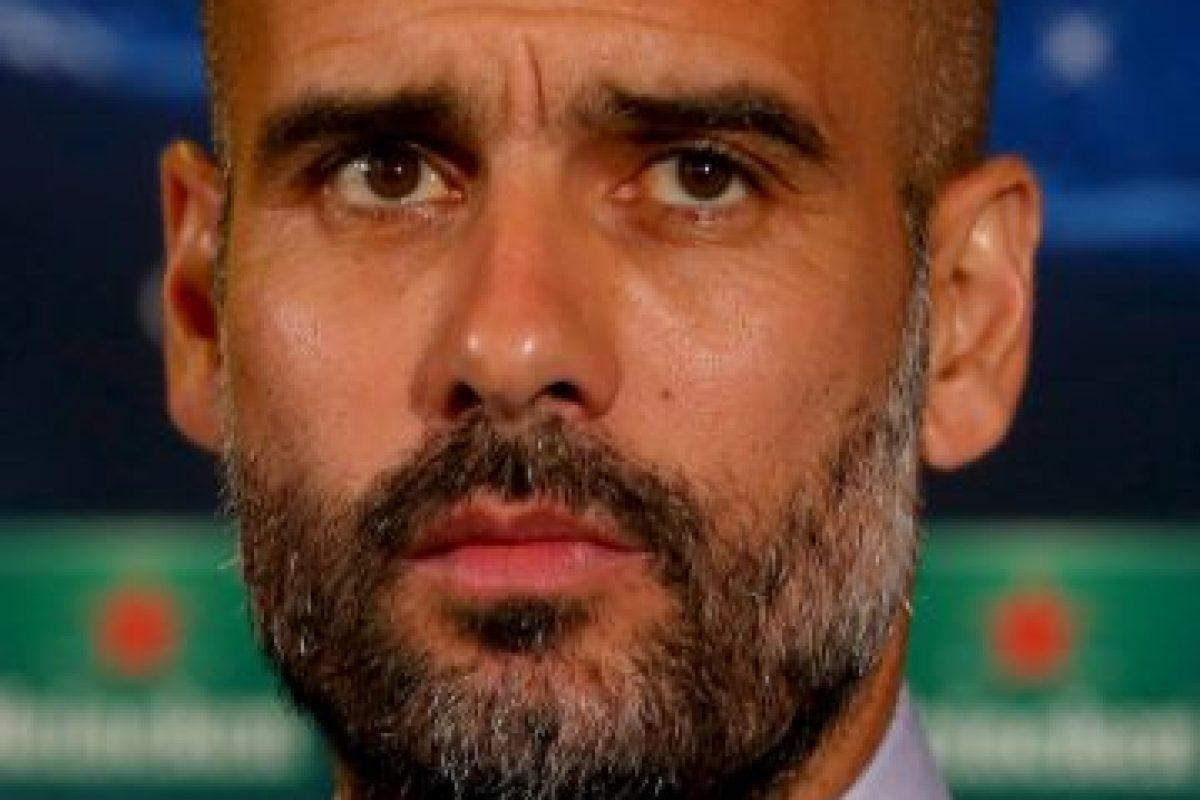 Pep Guardiola, entrenador español del Bayern Múnich. Foto:Getty Images. Imagen Por: