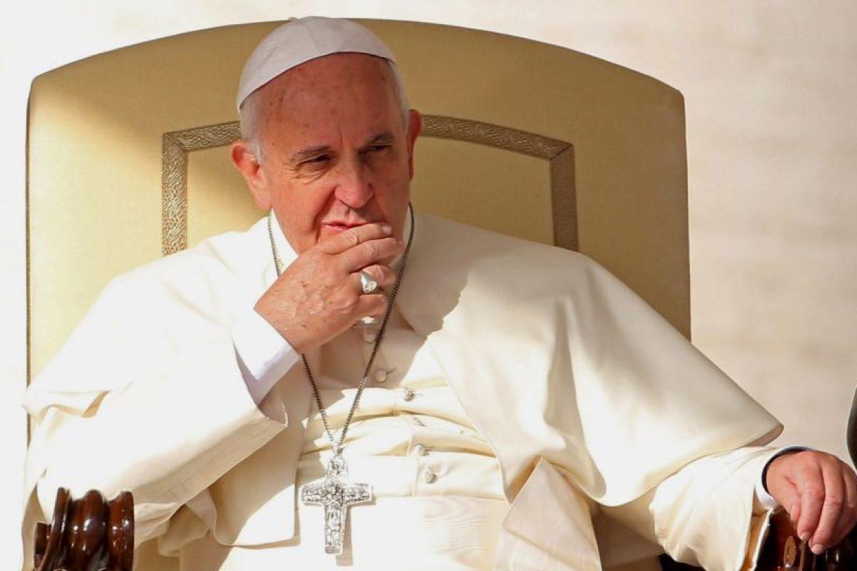 Francisco prometió también castigar a los pederastas. Foto:Getty Images. Imagen Por: