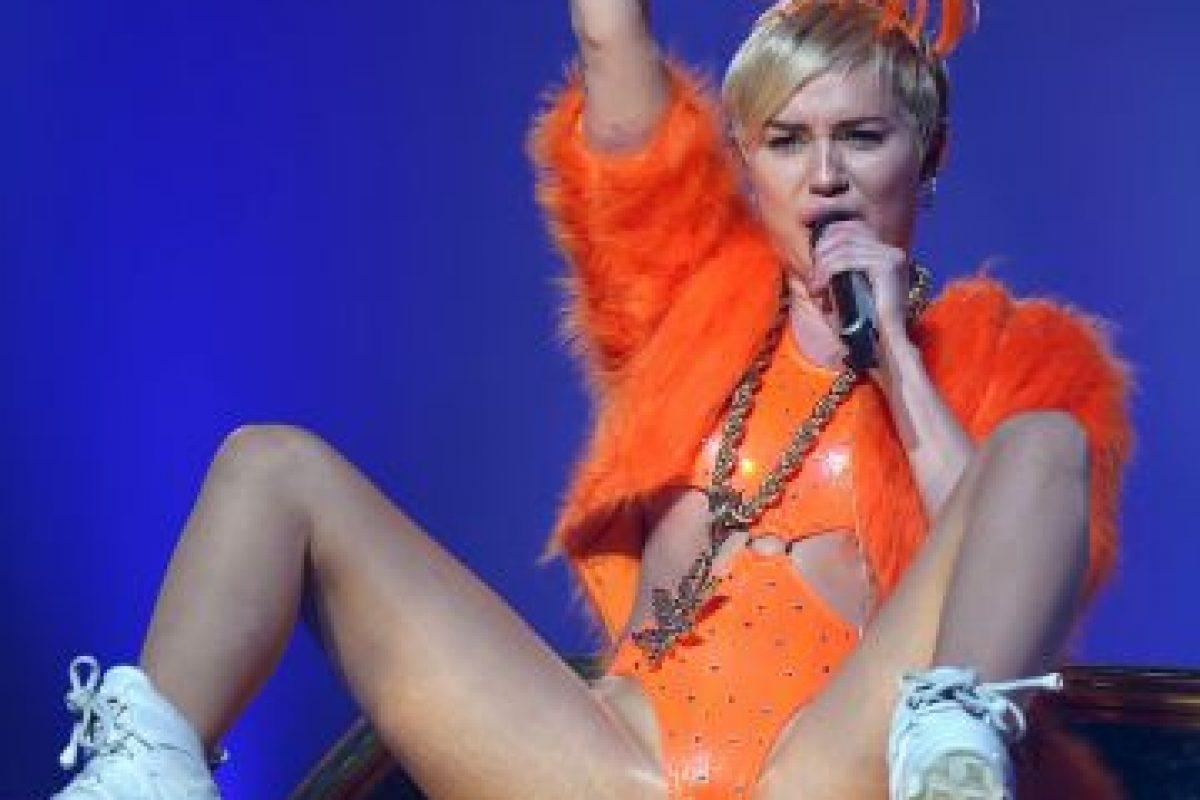 """En julio de 2008 lanzó su segundo álbum """"Breakout"""" Foto:Getty Images. Imagen Por:"""