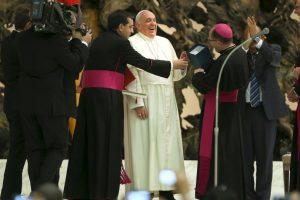 Sus colaboradores más cercanos lo definen como un Papa amable. Foto:Getty Images. Imagen Por: