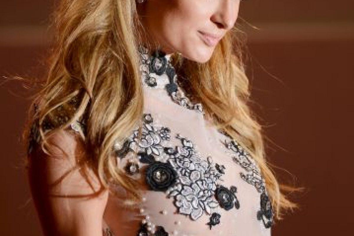 Hilton comenzó a ser conocida en 2003 por la difusión de un video sexual en Internet Foto:Getty Images. Imagen Por: