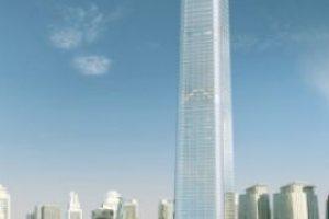 Era un edificio de Dubai que tenía una cresta en forma de flor. Foto:Inhabitat. Imagen Por: