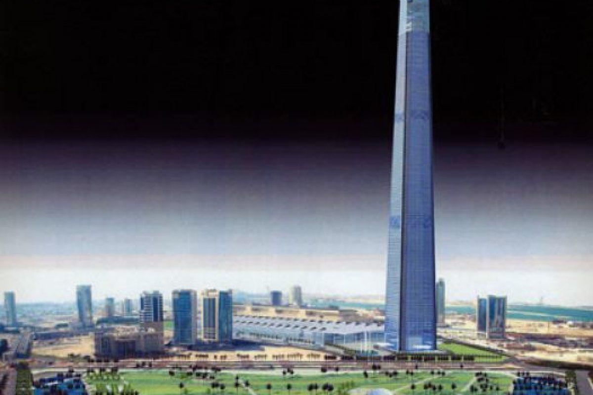 Se proyectaba que midiera 509 metros de altura. Foto:Skyscraper City. Imagen Por: