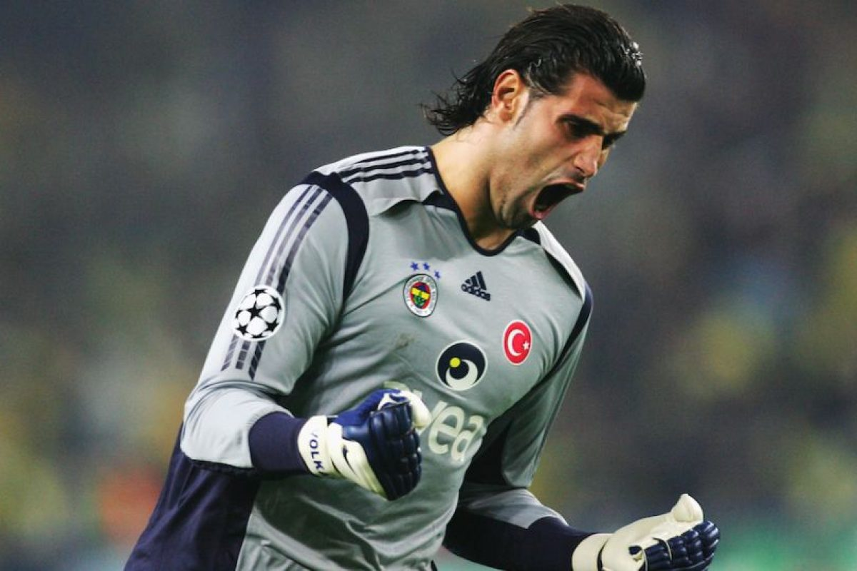 Volkan participó en la Euro de Austria y Suiza 2008. Foto:Getty Images. Imagen Por: