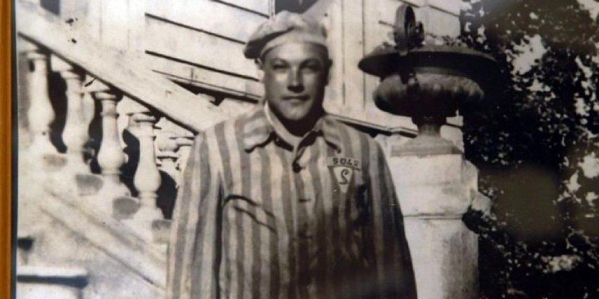 Muere el sobreviviente español más anciano del campo nazi de Mauthausen