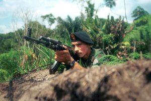 Las FARC es el grupo rebelde más antiguo y numeroso de América Latina. Foto:Getty Images. Imagen Por: