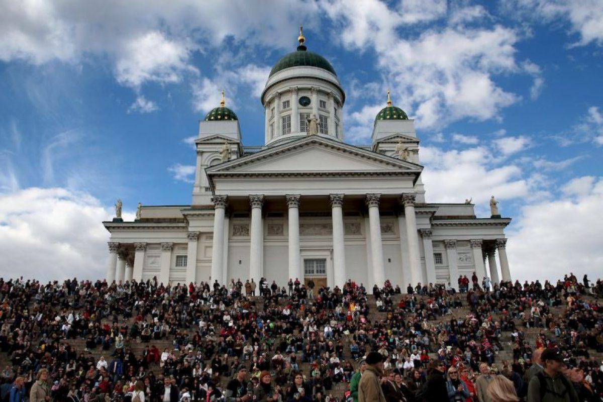 1. Finlandia – 173 países. Foto:Getty Images. Imagen Por: