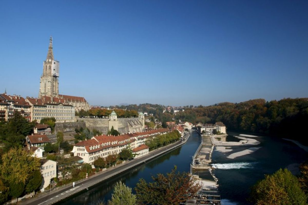 5. Suiza – 168 países Foto: Getty Images. Imagen Por: